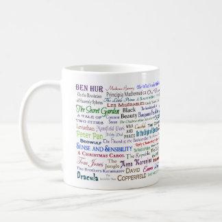 博識のマグ-あなたが読むか、または知るべきである本 コーヒーマグカップ
