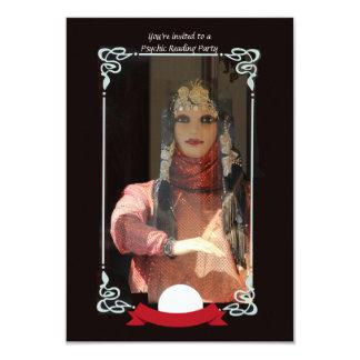 占い師の招待状 カード