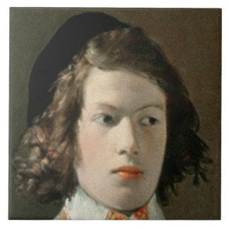 占い師、c.1625 (キャンバスの油) (19を見て下さい タイル