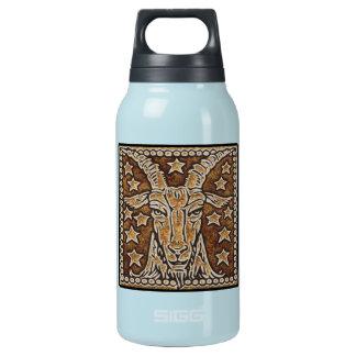 (占星術の)十二宮図の印の山羊座 断熱ウォーターボトル