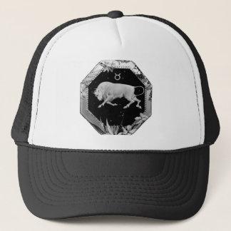 (占星術の)十二宮図の帽子-トーラス キャップ