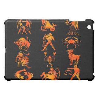 (占星術の)十二宮図のSpeckの場合3 iPad Mini Case