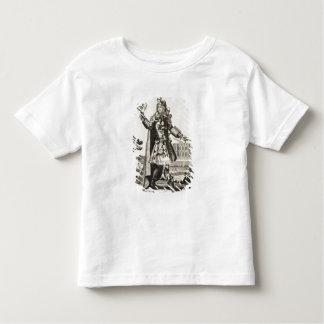 占星術師のための衣裳、パブ。 Gerard Valck (1著 トドラーTシャツ