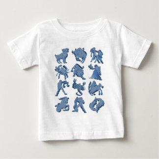 占星術 ベビーTシャツ