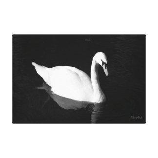 印による白鳥ヴィンチェンツォ キャンバスプリント