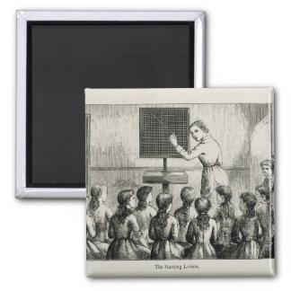 「印のレッスン」、「マニュアルからのイラストレーション マグネット