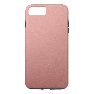 印刷される珊瑚のピンクホイル iPhone 8 PLUS/7 PLUSケース