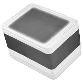 印刷される素朴で黒い黒板 缶クーラー