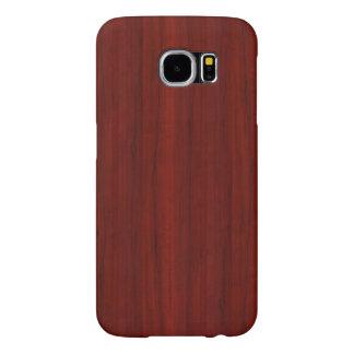 印刷される豪華な非常に現実的で赤いさくらんぼ木 SAMSUNG GALAXY S6 ケース