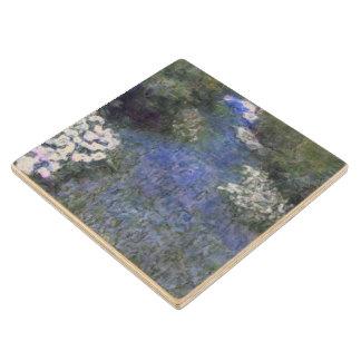 印象派の青い森林道 ウッドコースター