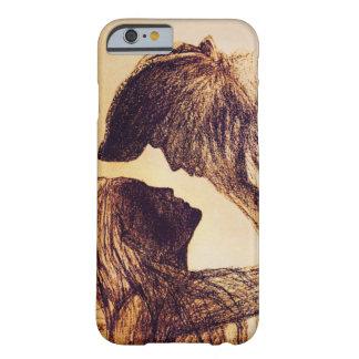 危ないキスか。 BARELY THERE iPhone 6 ケース