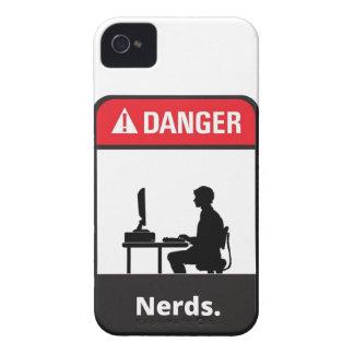 危険のおたく警報 Case-Mate iPhone 4 ケース