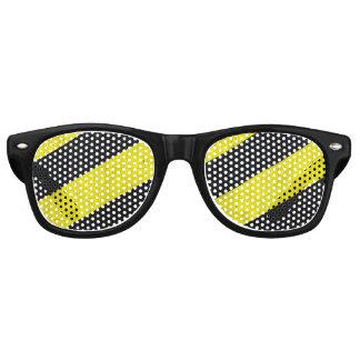 危険のサングラス レトロサングラス