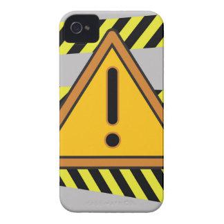 危険の印 Case-Mate iPhone 4 ケース