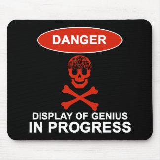 危険の天才 マウスパッド