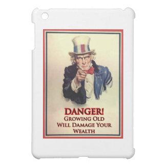 危険の成長する古い米国市民ポスター iPad MINI CASE