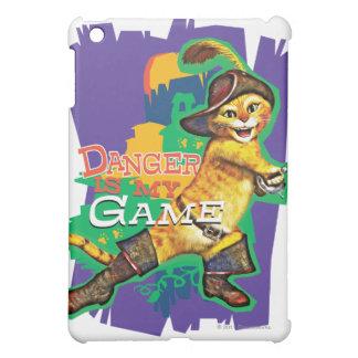 危険は私のゲームです iPad MINI CASE
