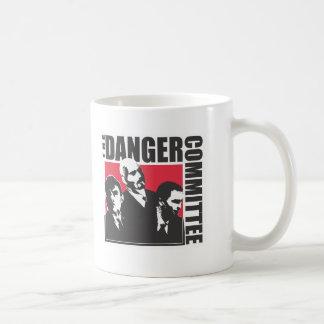 危険委員会 コーヒーマグカップ
