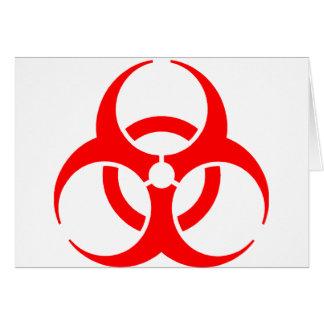 危険標識 カード