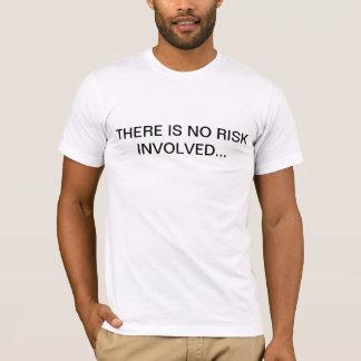 危険無し-パラグライダー Tシャツ