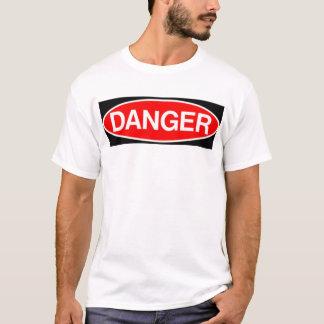 危険 Tシャツ