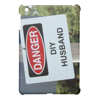 危険DIYの夫の印 iPad MINI CASE