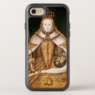 即位ローブのエリザベス女王一世 オッターボックスシンメトリーiPhone 8/7 ケース