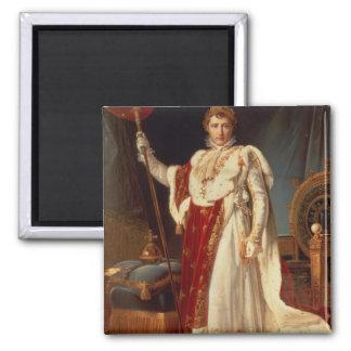 即位ローブ、c.1804のナポレオン マグネット