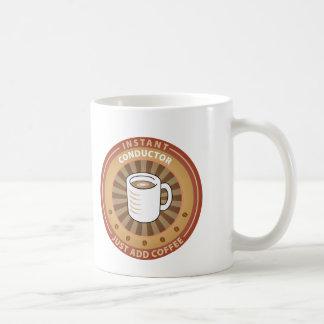 即刻のコンダクター コーヒーマグカップ