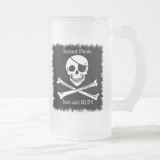 即刻の海賊 フロストグラスビールジョッキ