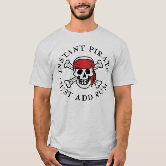 即刻の海賊 Tシャツ