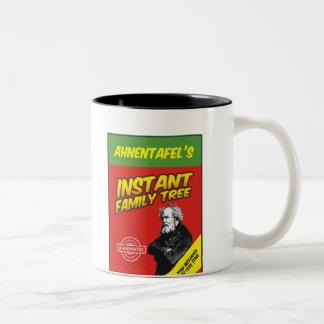 即刻の系譜 ツートーンマグカップ