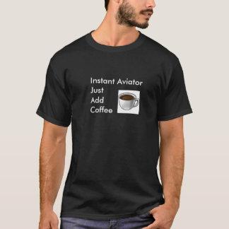 即刻の飛行士 Tシャツ