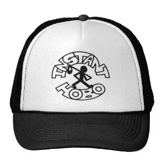 即刻のHobo_Hobo Man_Logo_ 帽子