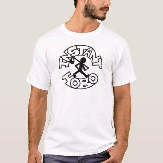 即刻のHobo_Hobo Man_Logo_ Tシャツ