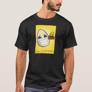 卵Ceptional Tシャツ
