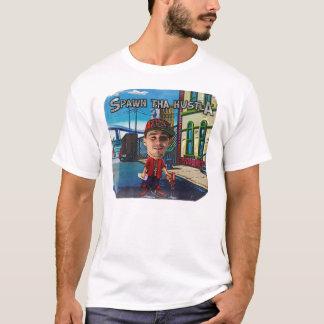 卵Tha Hustla (BLINGBLING) Tシャツ