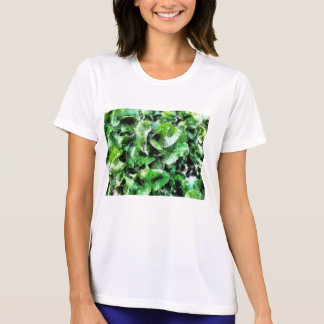 厚いキャベツの葉 Tシャツ