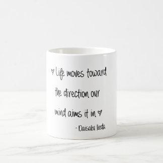 原因-および-効果のマグ コーヒーマグカップ