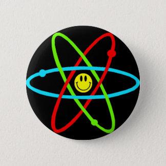原子にこやかなボタン 缶バッジ