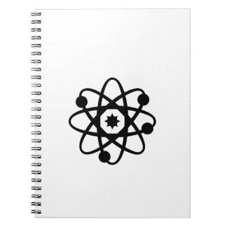 原子のノート ノートブック