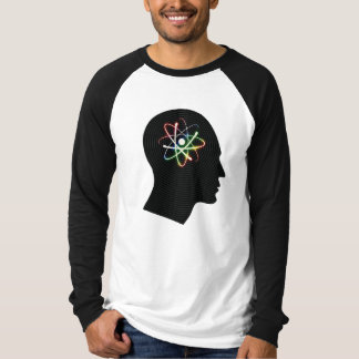 原子の心- Tシャツ