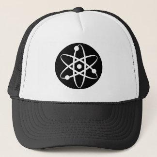 原子の白 キャップ