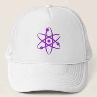 原子の紫色 キャップ