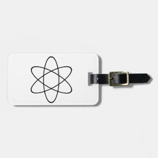 原子の記号 ラゲッジタグ