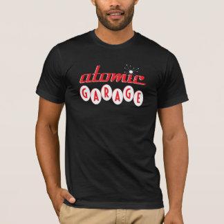 原子ガレージSputnik 2 Tシャツ