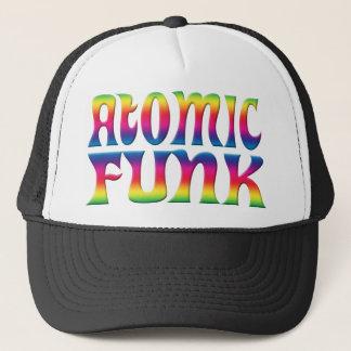 原子ファンクのトラック運転手の帽子 キャップ