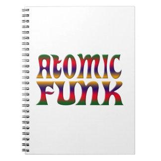 原子ファンク ノートブック