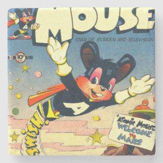 原子マウスNo.1 ストーンコースター