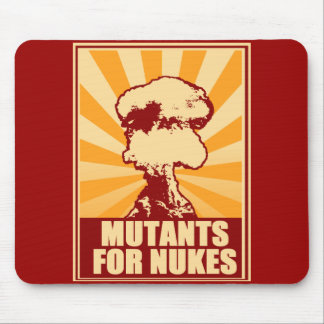 原子力のための突然変異体 マウスパッド
